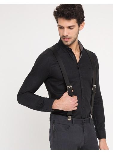 Uzun Kollu Gömlek-Pierre Cardin